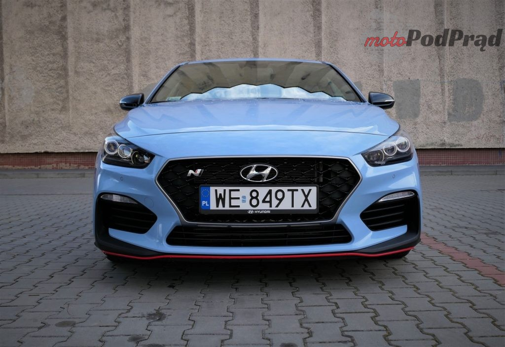 Hyundai i30 N 3 1024x704 Test: Hyundai i30 N Performance   jeździłbym bez końca