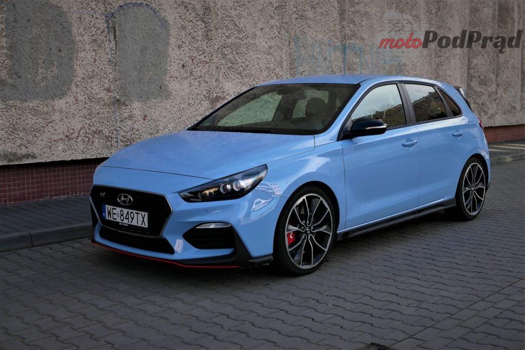 Hyundai i30 N 30 1024x683 Test: Hyundai i30 N Performance   jeździłbym bez końca