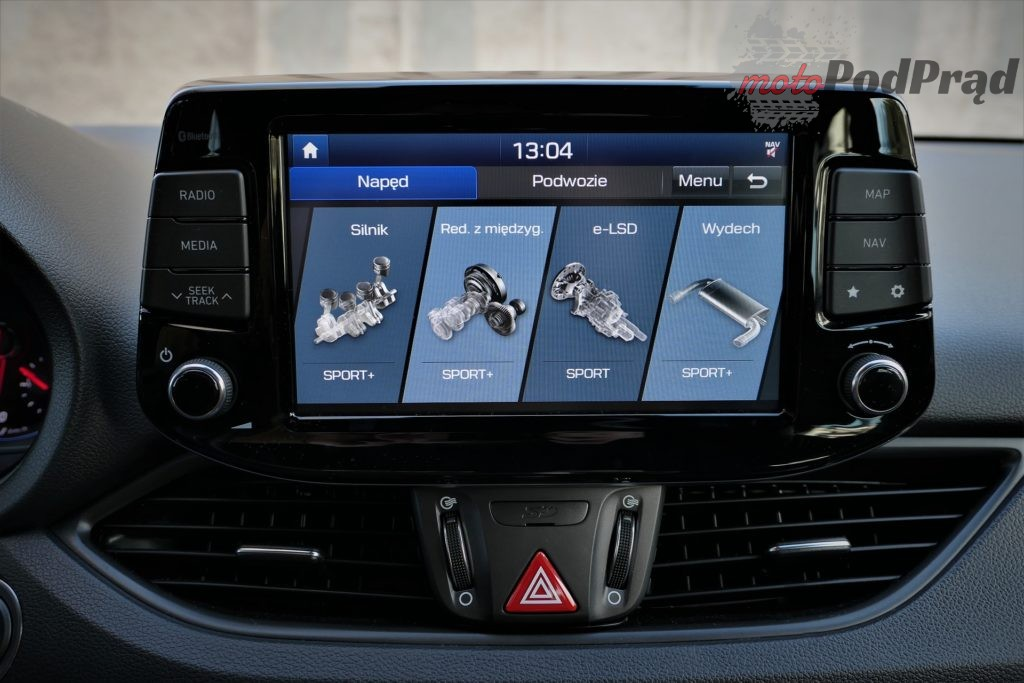 Hyundai i30 N 32 1024x683 Test: Hyundai i30 N Performance   jeździłbym bez końca