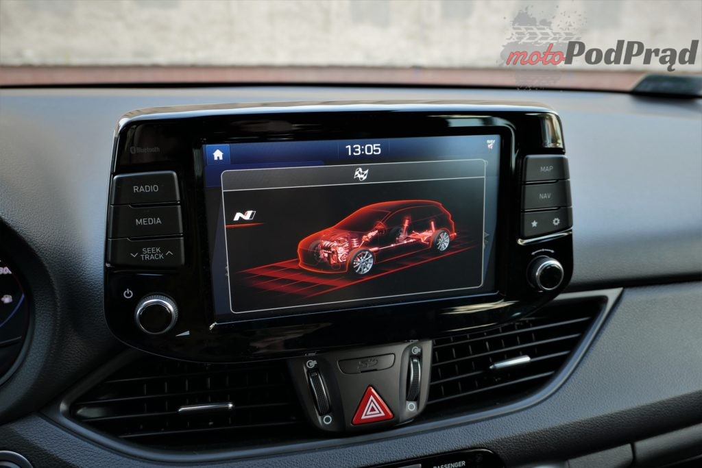 Hyundai i30 N 33 1024x683 Test: Hyundai i30 N Performance   jeździłbym bez końca