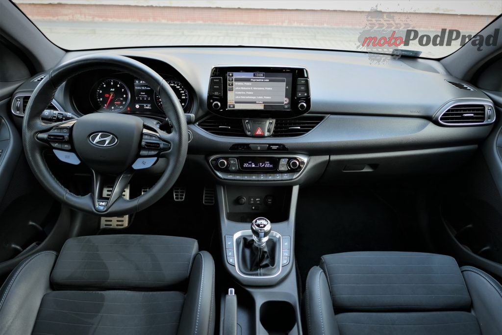 Hyundai i30 N 35 1024x683 Test: Hyundai i30 N Performance   jeździłbym bez końca