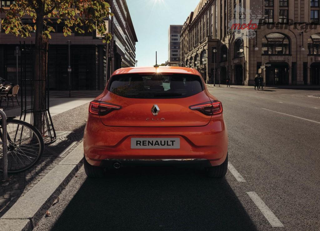 Renault Clio 10 1024x738 Nowe Renault Clio   oficjalne zdjęcia