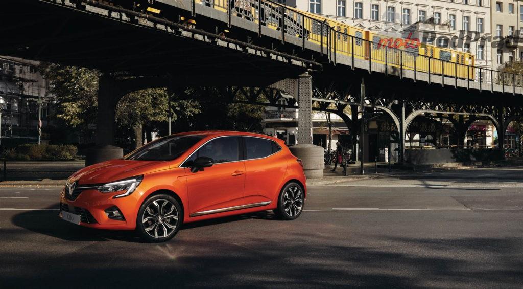 Renault Clio 11 1024x565 Nowe Renault Clio   oficjalne zdjęcia