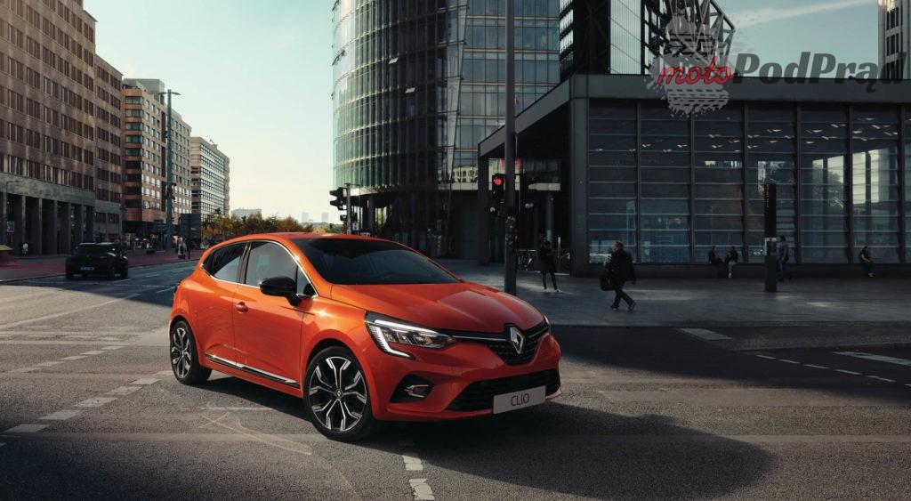 Renault Clio 3 1024x563 Nowe Renault Clio   oficjalne zdjęcia