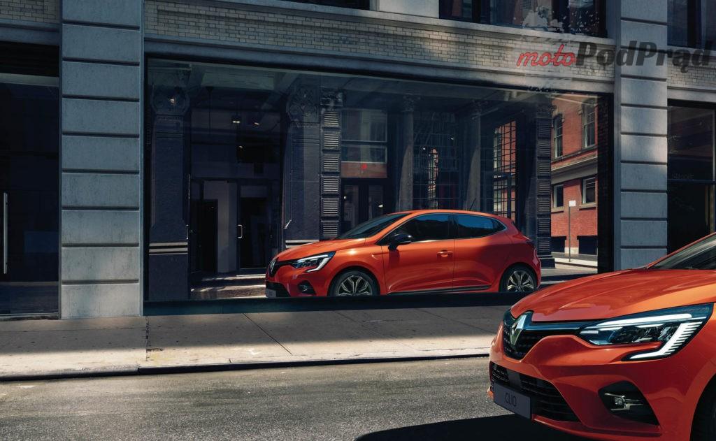 Renault Clio 5 1024x631 Nowe Renault Clio   oficjalne zdjęcia