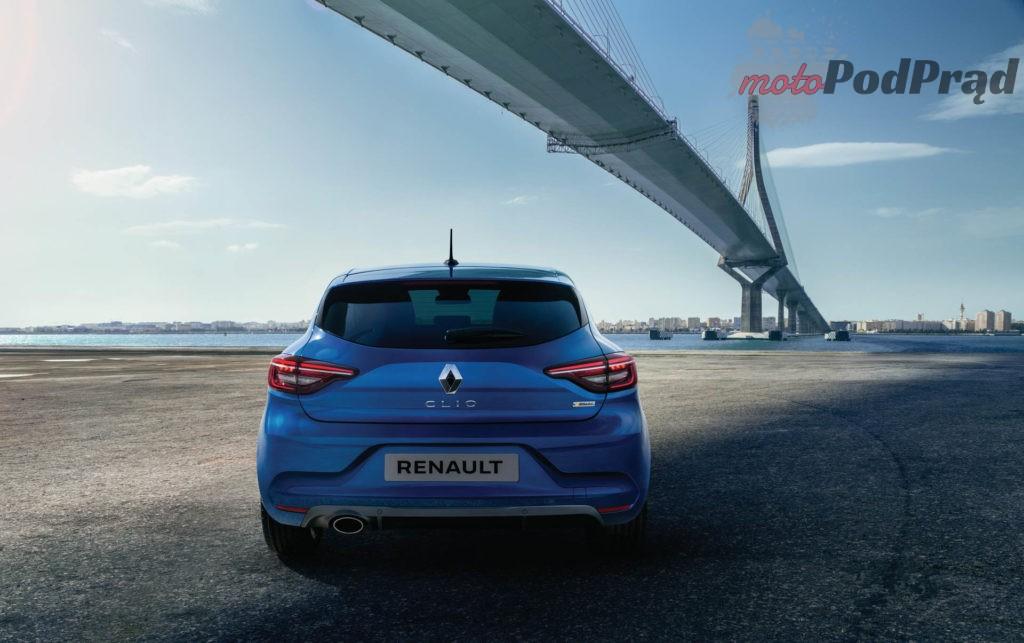 Renault Clio RS Line 4 1024x643 Nowe Renault Clio   oficjalne zdjęcia