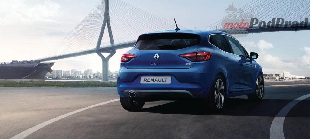 Renault Clio RS Line 6 1024x460 Nowe Renault Clio   oficjalne zdjęcia
