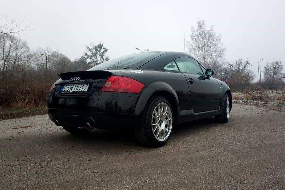 TT 1 Znalezione: Audi TT   indywidualizm za grosze
