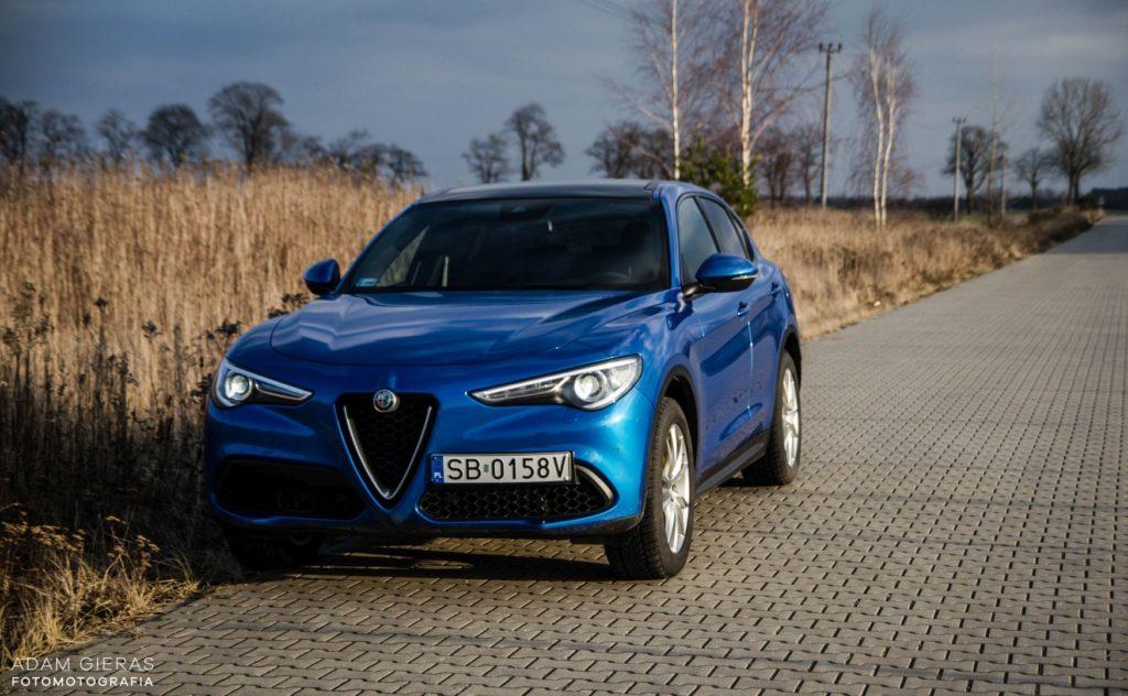 alfa stelvio 10 1024x632 Test: Alfa Romeo Stelvio – piękna i kapryśna(?) włoszka