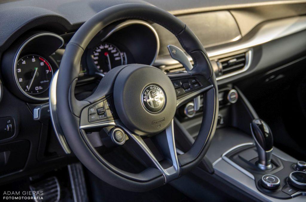 alfa stelvio 14 1024x678 Test: Alfa Romeo Stelvio – piękna i kapryśna(?) włoszka