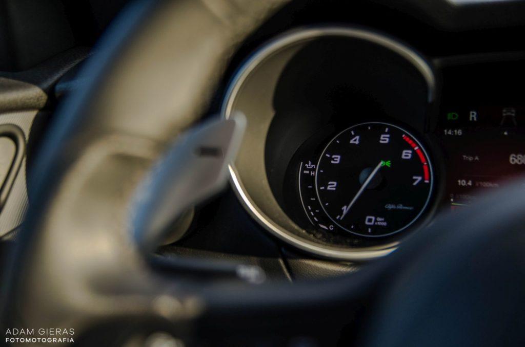 alfa stelvio 16 1024x678 Test: Alfa Romeo Stelvio – piękna i kapryśna(?) włoszka