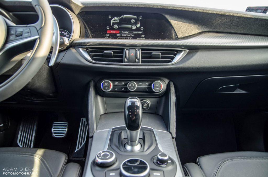 alfa stelvio 25 1024x678 Test: Alfa Romeo Stelvio – piękna i kapryśna(?) włoszka