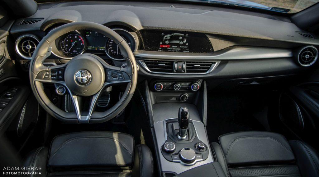 alfa stelvio 27 1024x570 Test: Alfa Romeo Stelvio – piękna i kapryśna(?) włoszka