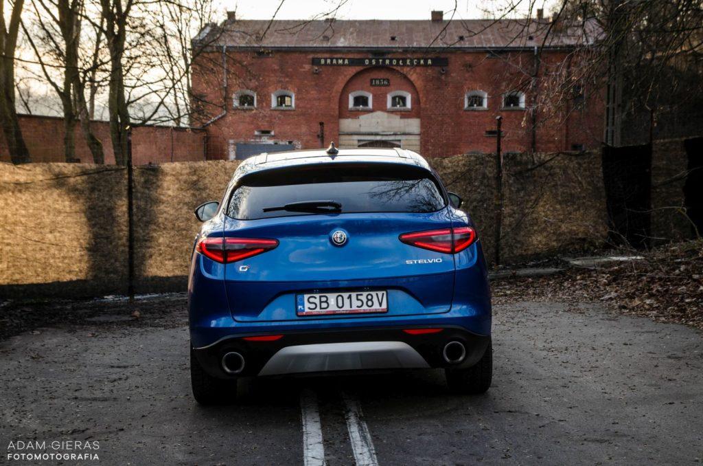 alfa stelvio 32 1024x678 Test: Alfa Romeo Stelvio – piękna i kapryśna(?) włoszka