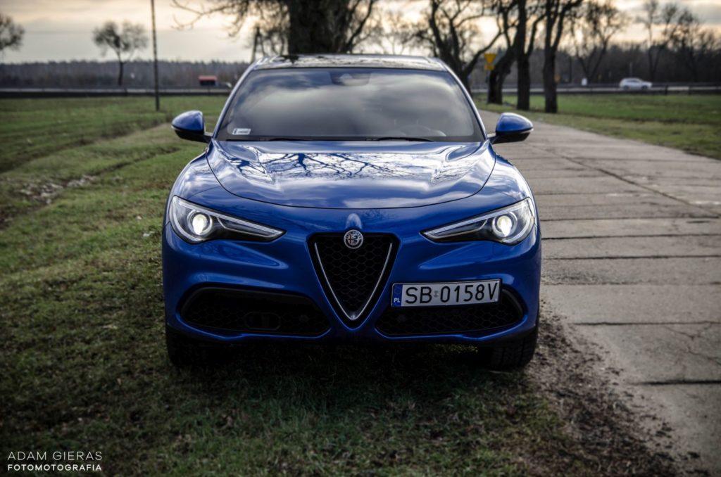 alfa stelvio 7 1024x678 Test: Alfa Romeo Stelvio – piękna i kapryśna(?) włoszka