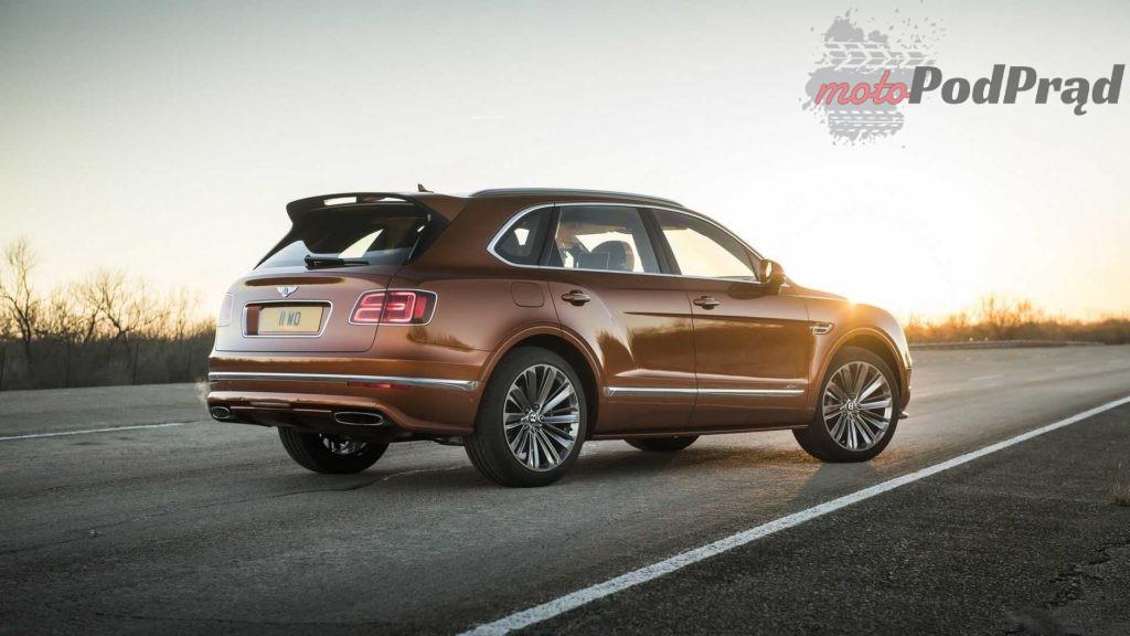 bentley bentayga speed 1024x576 Nowy Bentley Bentayga Speed   można pomarzyć...