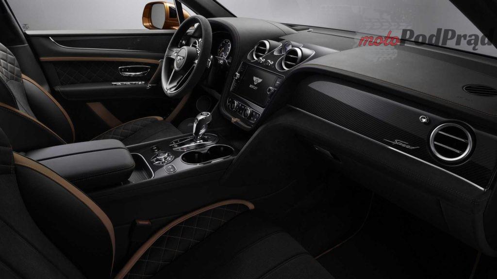 bentley bentayga speed 3 1024x576 Nowy Bentley Bentayga Speed   można pomarzyć...