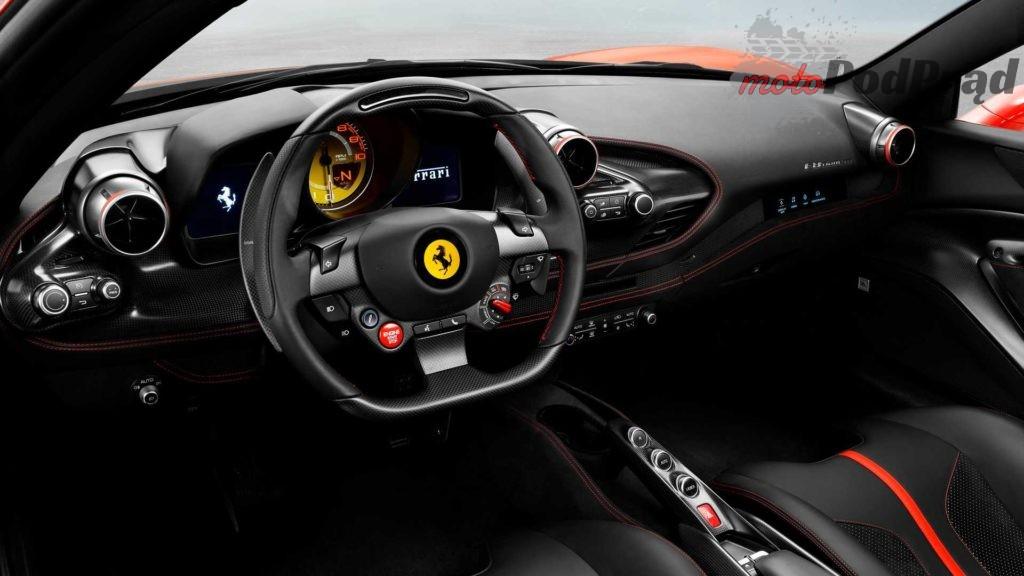 ferrari f8 tributo 1 1024x576 Ferrari F8 Tributo pierwszą z 4 premier Ferrari w 2019