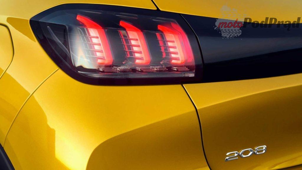 peugeot 208 2019 3 1024x576 Nowy Peugeot 208 wyrasta na gwiazdę segmentu B