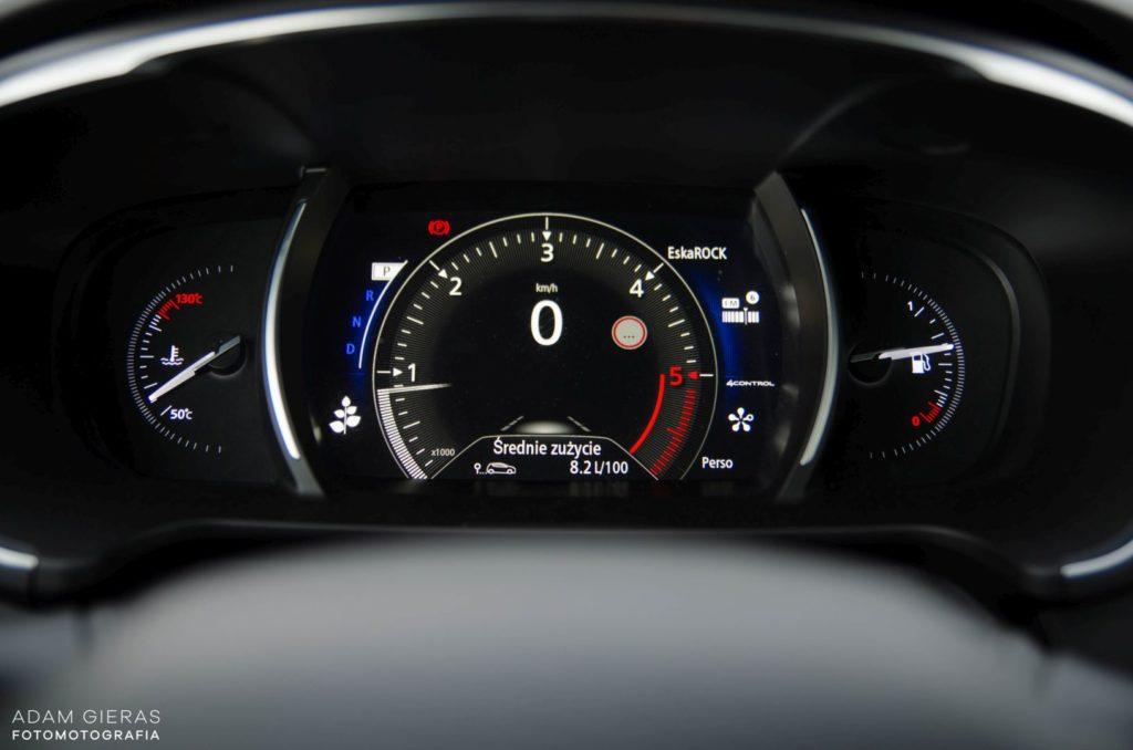 talisman 36 1024x678 Test: Renault Talisman 1.6 dCi 160 Initiale Paris   oaza spokoju