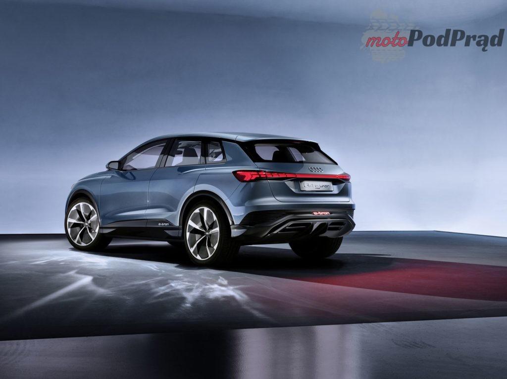 A192565 large 1024x767 Rodzina elektryków Audi się powiększa   Q4 E Tron