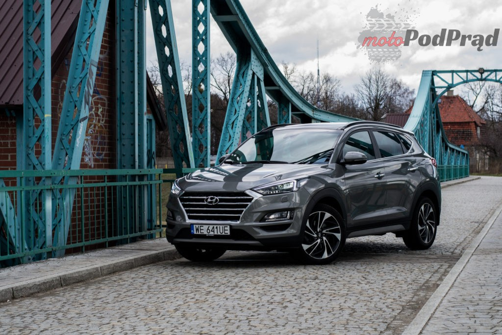 DSC 1351 1024x683 Test: Hyundai Tucson Hybrid 2.0 CRDi   zapomniałem, że jeżdżę hybrydą