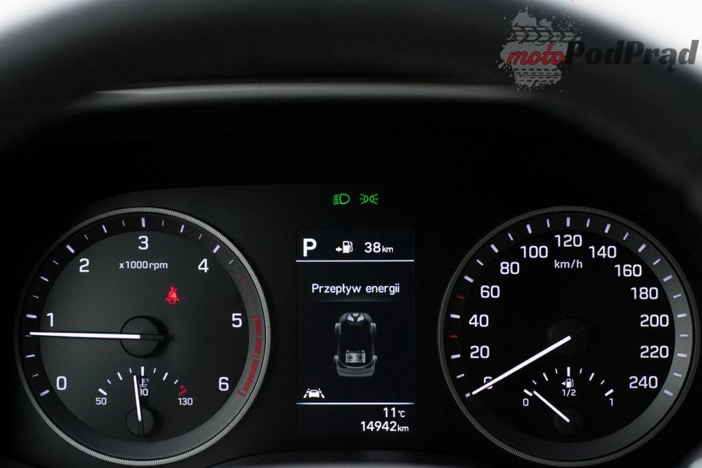 DSC 1359 1024x683 Test: Hyundai Tucson Hybrid 2.0 CRDi   zapomniałem, że jeżdżę hybrydą