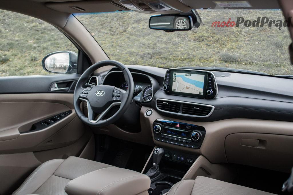 DSC 1365 1024x683 Test: Hyundai Tucson Hybrid 2.0 CRDi   zapomniałem, że jeżdżę hybrydą