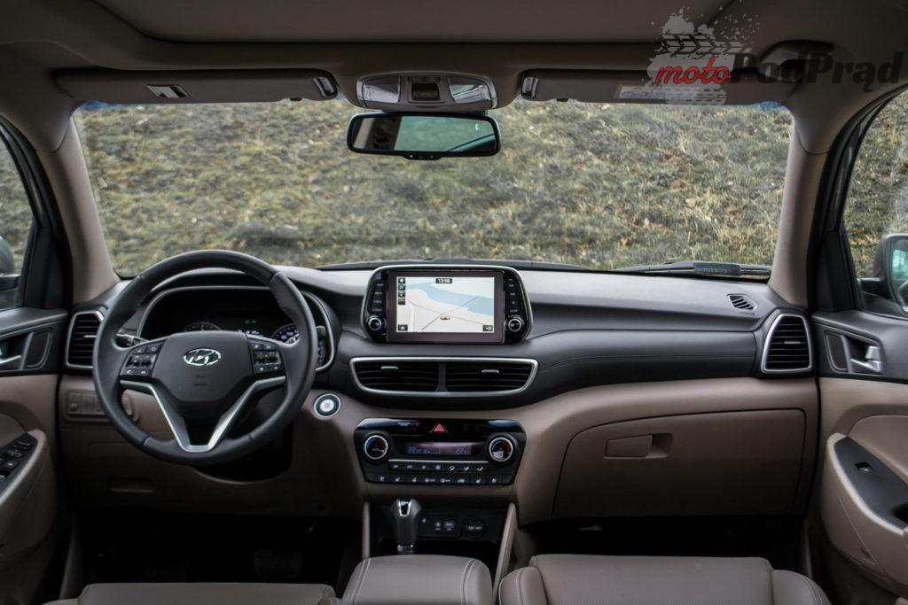 DSC 1366 1024x683 Test: Hyundai Tucson Hybrid 2.0 CRDi   zapomniałem, że jeżdżę hybrydą