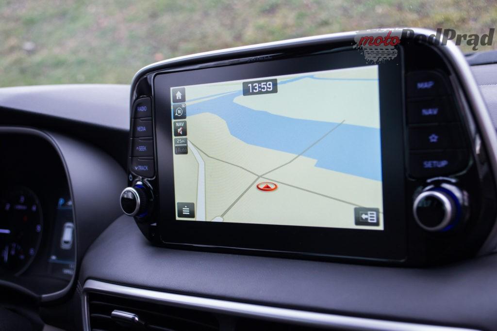 DSC 1374 1024x683 Test: Hyundai Tucson Hybrid 2.0 CRDi   zapomniałem, że jeżdżę hybrydą