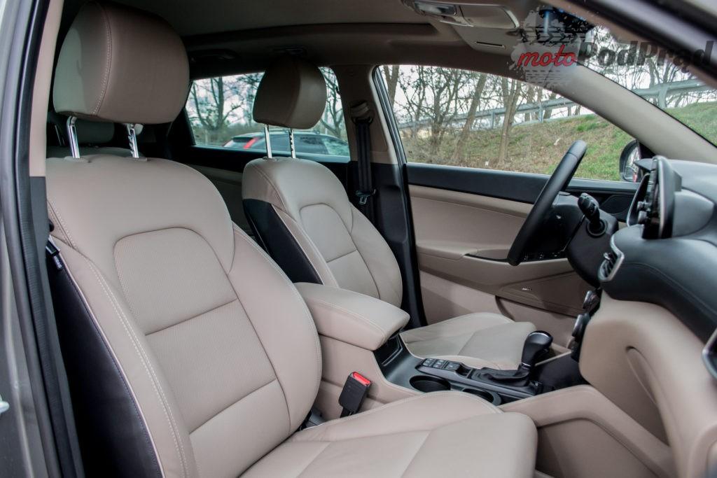 DSC 1378 1024x683 Test: Hyundai Tucson Hybrid 2.0 CRDi   zapomniałem, że jeżdżę hybrydą