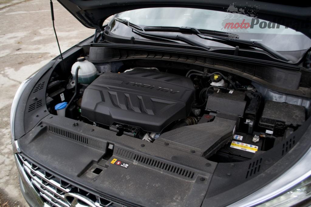 DSC 1383 1024x683 Test: Hyundai Tucson Hybrid 2.0 CRDi   zapomniałem, że jeżdżę hybrydą