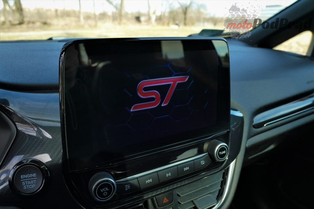 Ford Fiesta ST 18 1024x683 Test: Ford Fiesta ST   mały sprinter