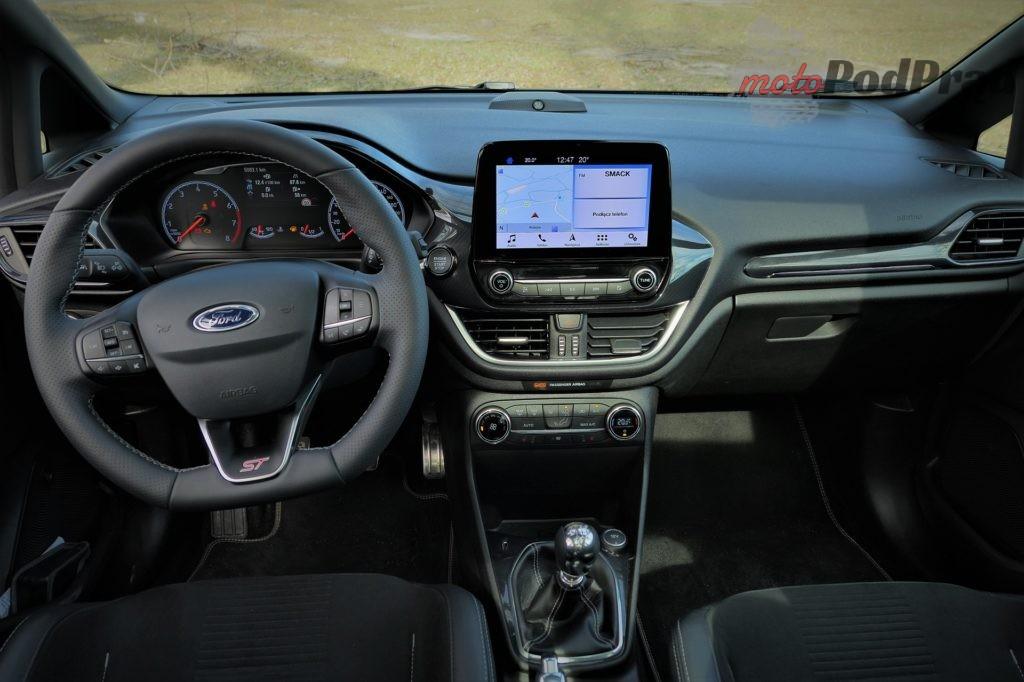 Ford Fiesta ST 24 1024x682 Test: Ford Fiesta ST   mały sprinter