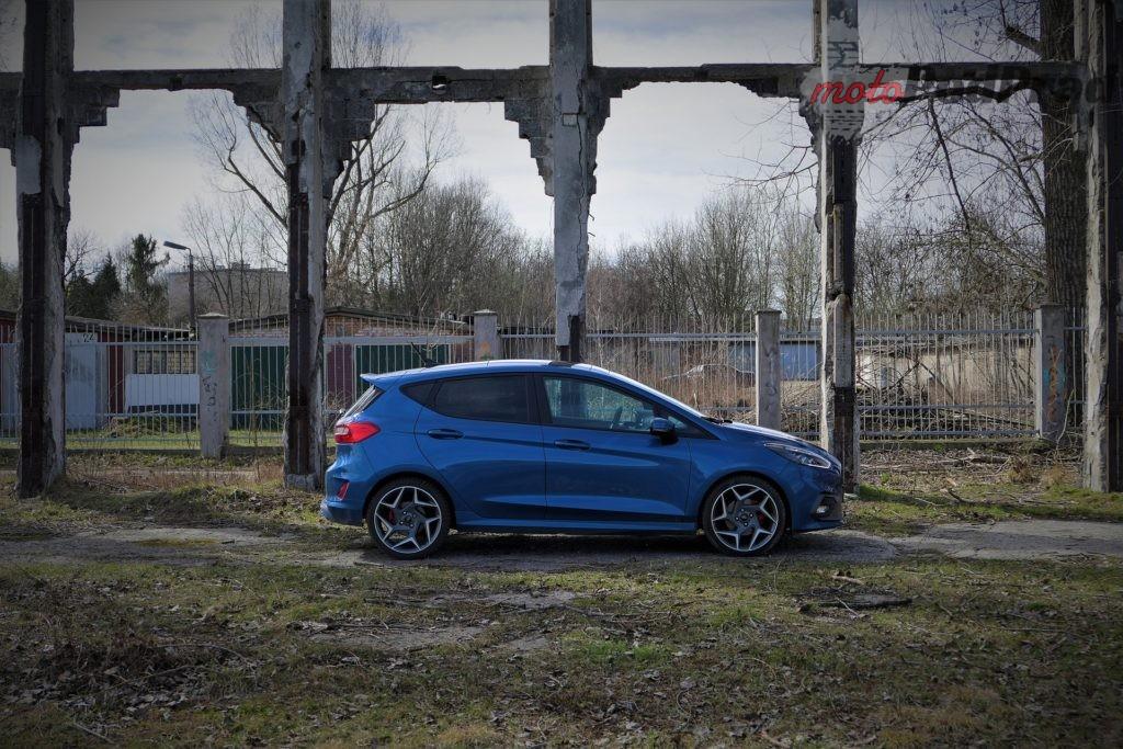 Ford Fiesta ST 29 1024x683 Test: Ford Fiesta ST   mały sprinter