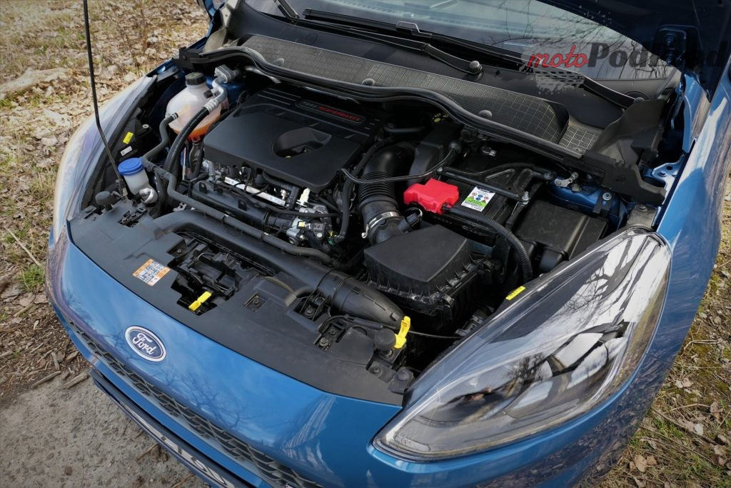 Ford Fiesta ST 33 1024x683 Test: Ford Fiesta ST   mały sprinter