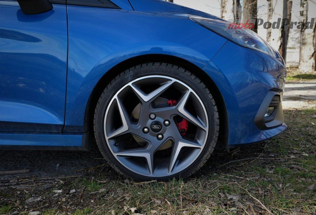 Ford Fiesta ST 6 1024x699 Test: Ford Fiesta ST   mały sprinter