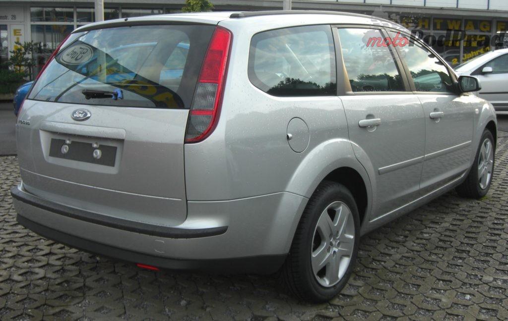 Ford Focus II Turnier Vorfacelift 2004 2008 Silber rear 1024x648 Łatwo kupić, ciężko sprzedać   problemy rynku aut używanych w Polsce