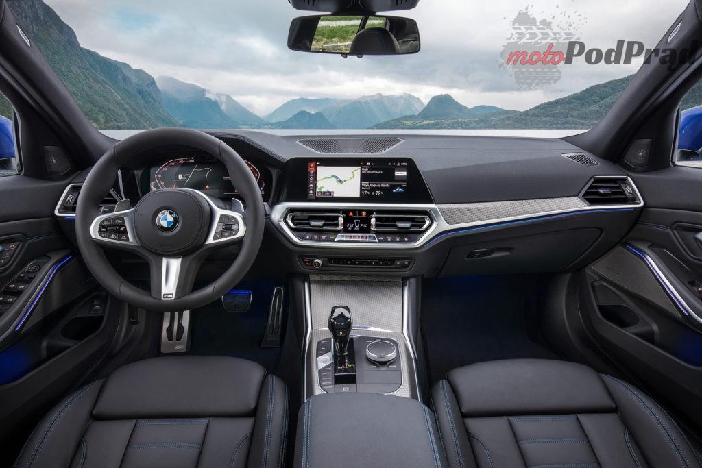 P90323693 highRes the all new bmw 3 se 1024x683 45 lat kultowego modelu. Premiera nowej serii 3 w BMW Inchcape