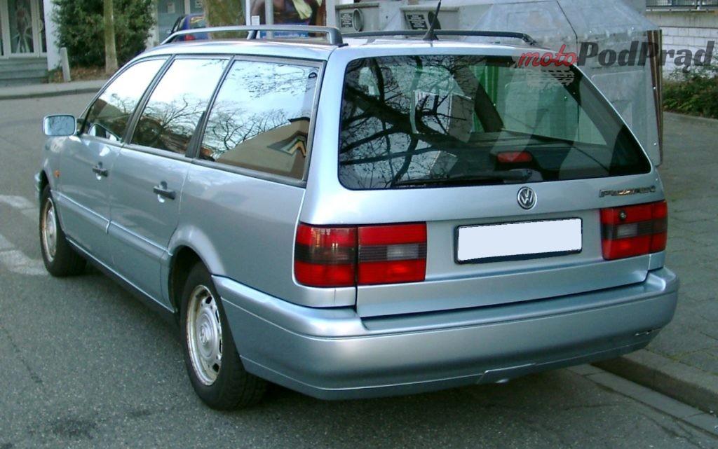 VW Passat B4 Variant rear 20080212 1024x641 Łatwo kupić, ciężko sprzedać   problemy rynku aut używanych w Polsce