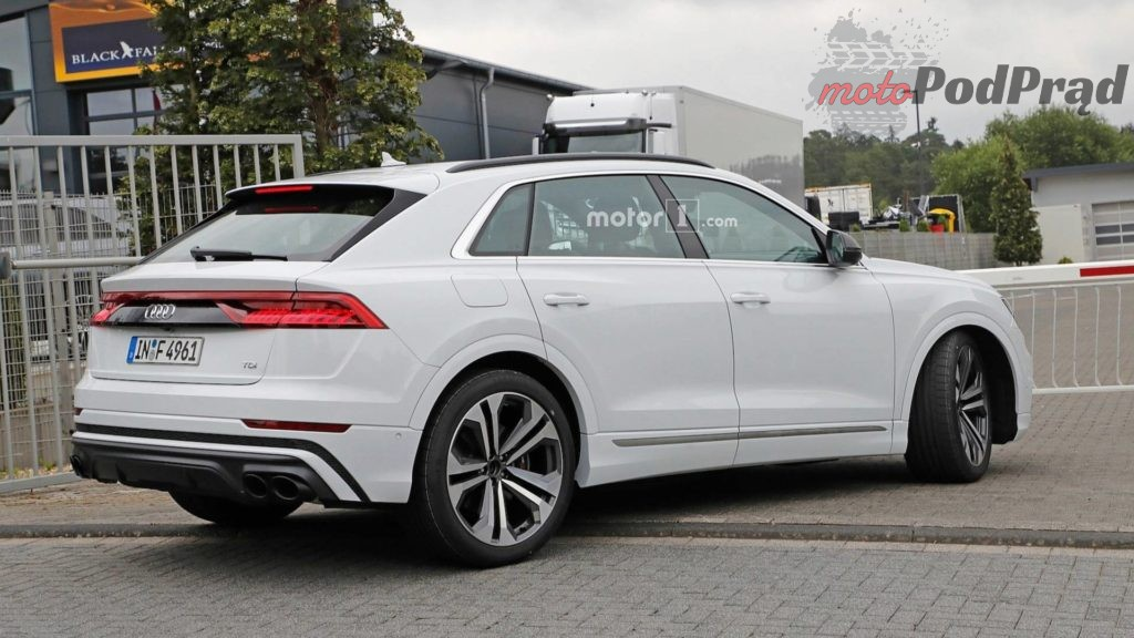 audi sq8 uncovered spy photos 1024x576 Audi planuje 13 nowych modeli S i RS w 2019!