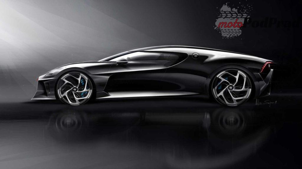 bugatti la voiture noire 3 1024x576 Bugatti La Vioture Noire   one off za kosmiczne pieniądze