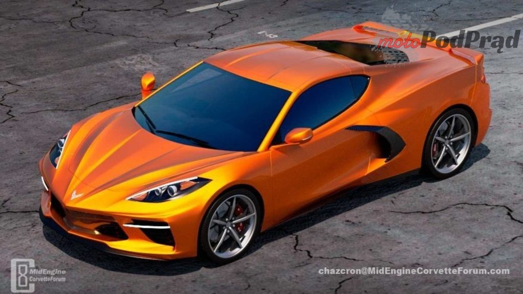 corvette2 1024x576 Corvette C8 Stingray nie będzie już Chevroletem