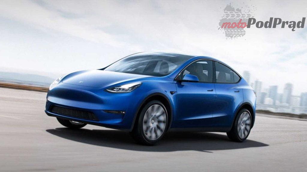 tesla model y 1024x576 Tesla Model Y   elektryczny SUV, na którego cię stać...