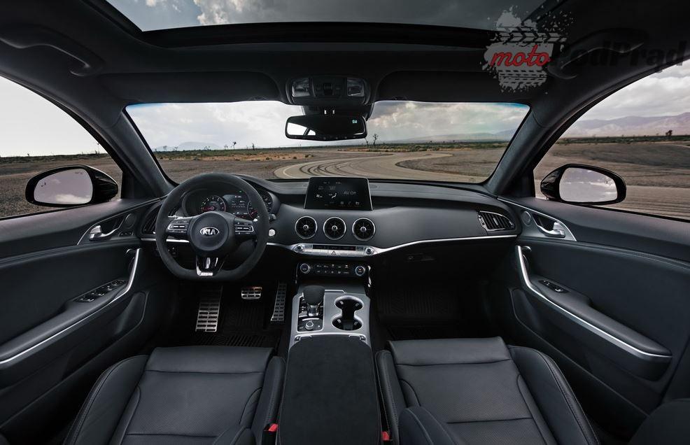 2019 04 25 14 01 47 Kia Stinger GTS coś dla miłośników driftu Motoryzacja w INTERIA.PL  Driftująca Kia   Stinger GTS