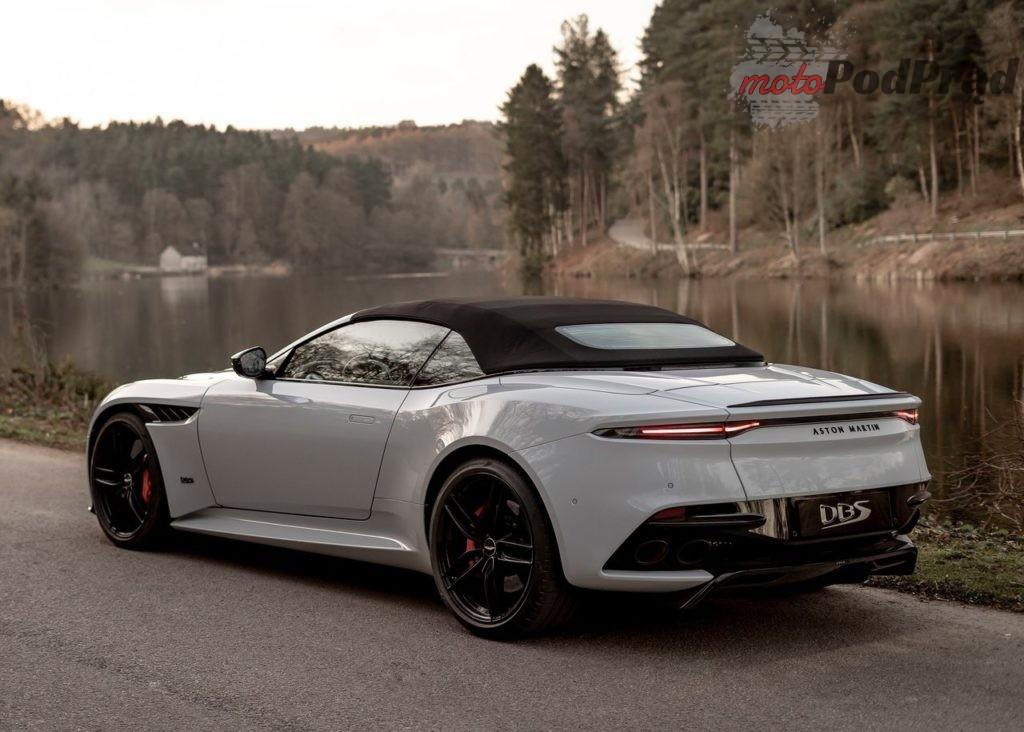 Aston Martin DBS Superleggera Volante 2020 1280 04 1024x732 Aston Martin DBS Superleggera Volante   najpierw masa, potem rzeźba