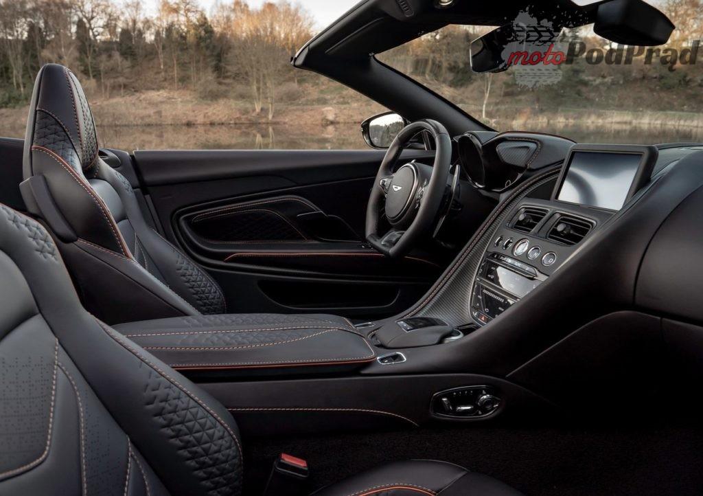 Aston Martin DBS Superleggera Volante 2020 1280 08 1024x722 Aston Martin DBS Superleggera Volante   najpierw masa, potem rzeźba