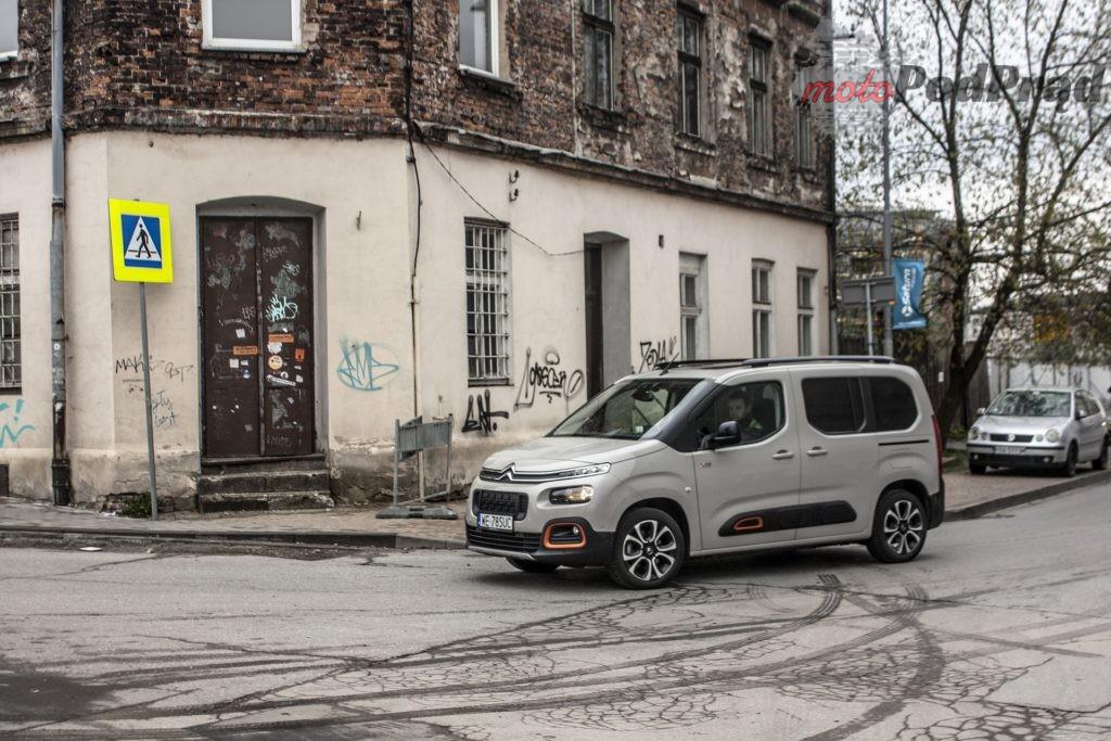 Citroen Berlingo 12 1024x683 Test: Citroen Berlingo   pan schowek