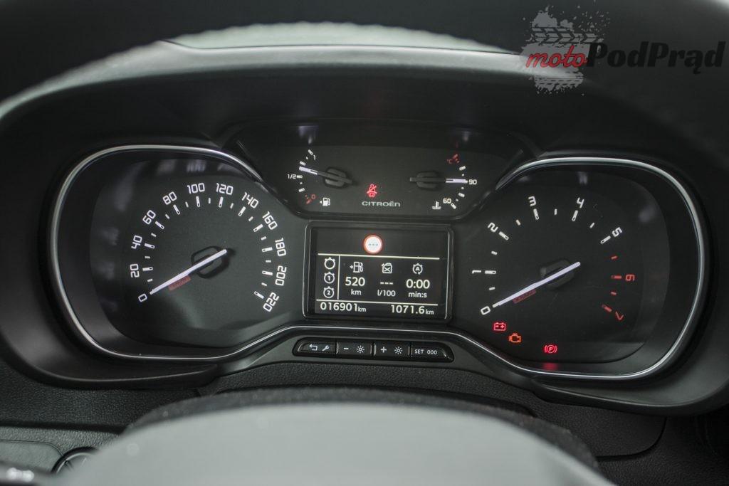 Citroen Berlingo 5 1024x683 Test: Citroen Berlingo   pan schowek