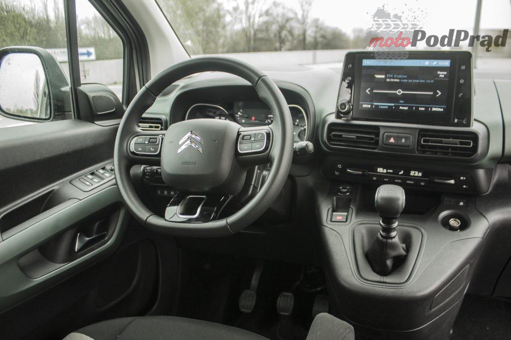 Citroen Berlingo 8 1024x683 Test: Citroen Berlingo   pan schowek